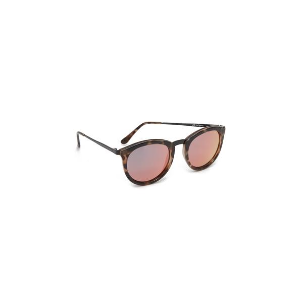 ルスペックス レディース サングラス&アイウェア アクセサリー No Smirking Sunglasses Volcanic Tort/Coral Revo