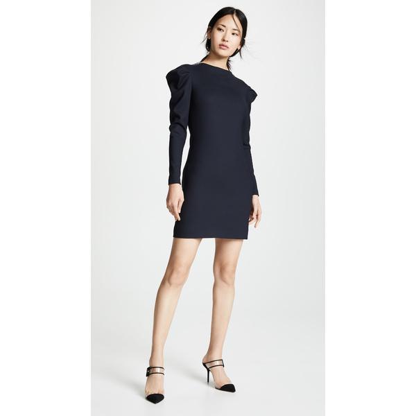 ビクトリアベックカム レディース ワンピース ワンピース トップス Dress Tuck Shoulder Shoulder Shift Dress Midnight, BLUE NOTE:d1e6cdcb --- officewill.xsrv.jp