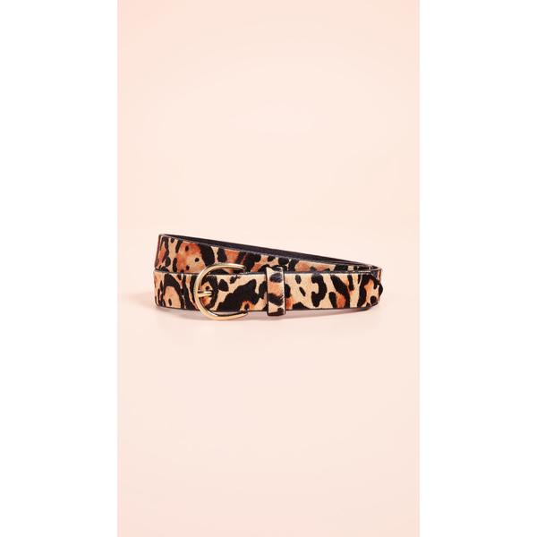 フレーム レディース ベルト アクセサリー Skinny Cheetah Belt Cheetah