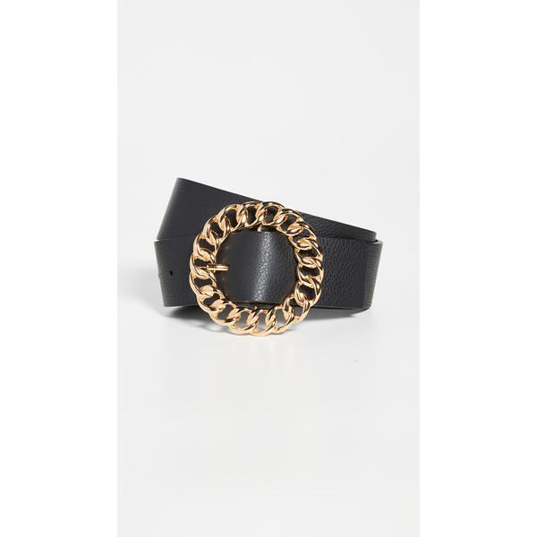 ビーロウザベルト レディース ベルト アクセサリー Margaux Waist Belt Black/Gold