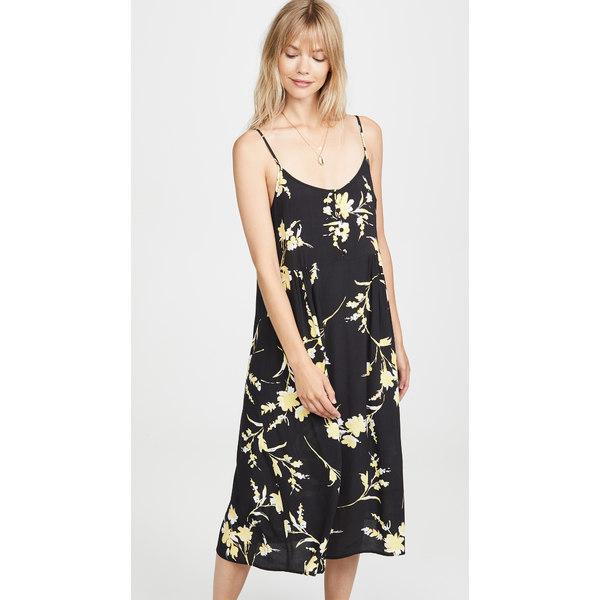ニットシスターズ レディース ワンピース トップス Flora Dress True Romance Print