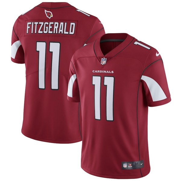 ナイキ メンズ シャツ トップス Larry Fitzgerald Arizona Cardinals Nike Vapor Untouchable Limited Player Jersey Cardinal
