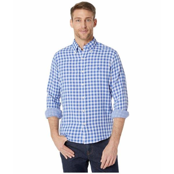 ラルフローレン メンズ シャツ トップス Double Face Button-Down Shirt Multi 5