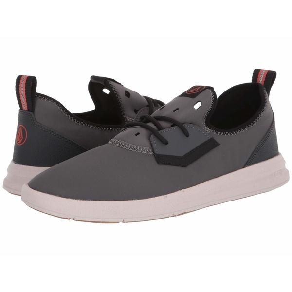 ボルコム メンズ スニーカー シューズ Draft Eco Shoes Grey Combo