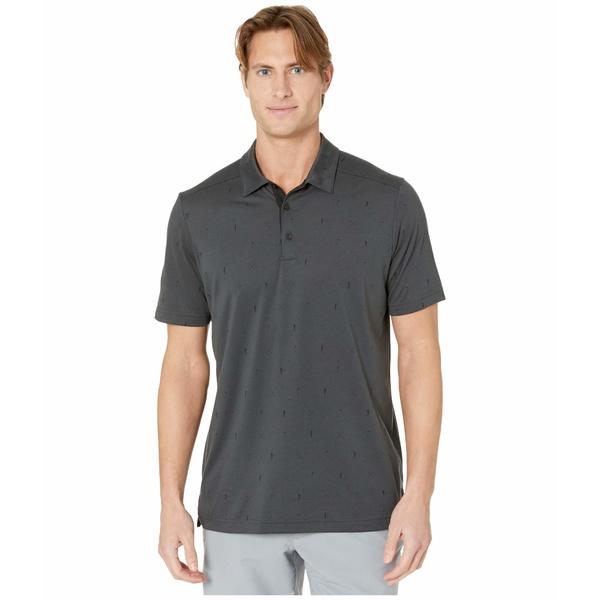 アディダス メンズ シャツ トップス Adicross Drive Polo Shirt Carbon