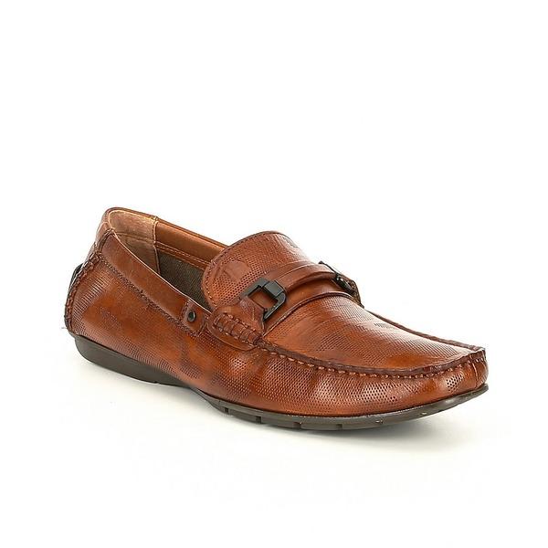 スティーブ シューズ マデン メンズ ドレスシューズ Tan シューズ Men's Garcia Tan Leather Leather, 種市町:2c4500c6 --- wap.assoalhopelvico.com