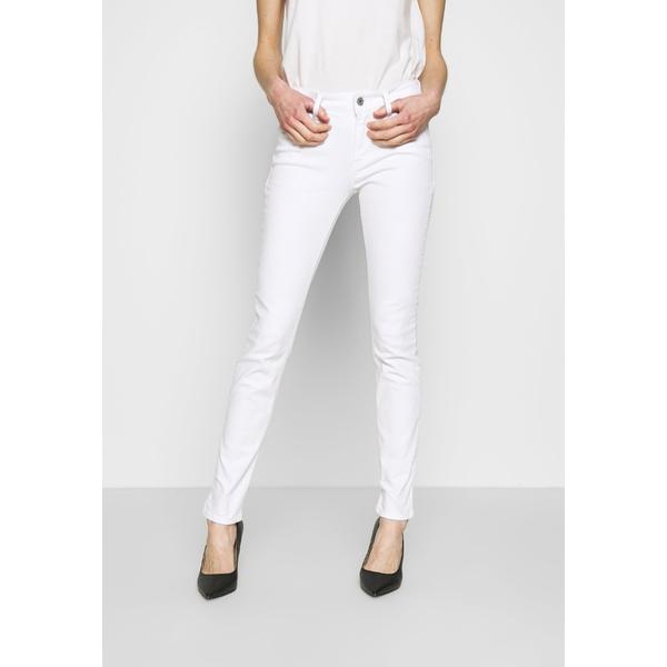 リプレイ レディース ボトムス Skinny Jeans NEWLUZ white - - Fit デニムパンツ