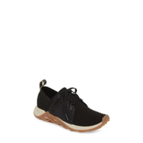 メレル レディース スニーカー シューズ Range AC Sneaker Black Fabric