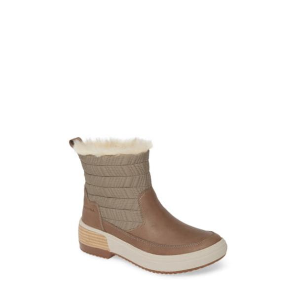 メレル レディース ブーツ&レインブーツ シューズ Haven Bluff Polar Waterproof Boot Brindle Leather