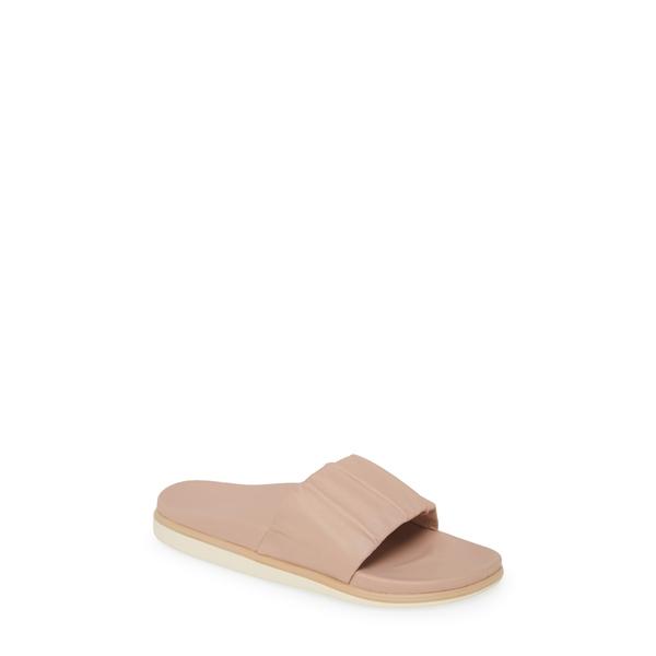 オルカイ レディース サンダル シューズ Pihapiha Slide Sandal Rose Dust Leather