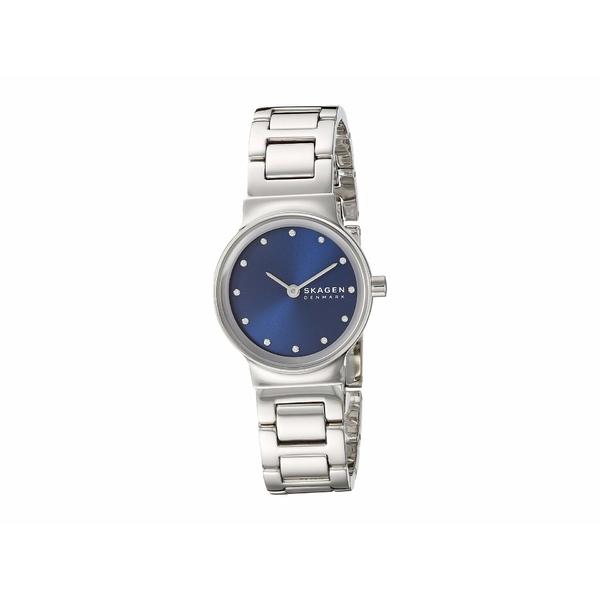 スカーゲン レディース 腕時計 アクセサリー Freja - SKW2789 Silver/Blue