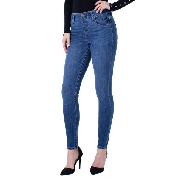 リバプール レディース カジュアルパンツ ボトムス Liverpool Gia Glider High Waist Skinny Jeans (Cartersville) Cartersville