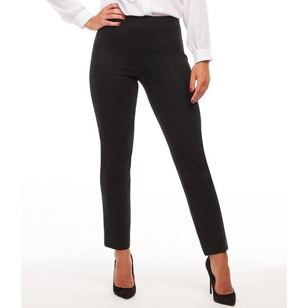 スパンク レディース レギンス ボトムス The Perfect Black Pant, Slim Straight Classic Black
