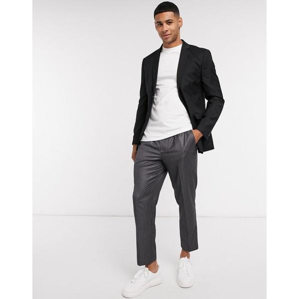 Jack ジャケット&ブルゾン メンズ アウター Black Skinny ジョーンズ & Jacket Jones Black Premium In ジャック Suit アンド