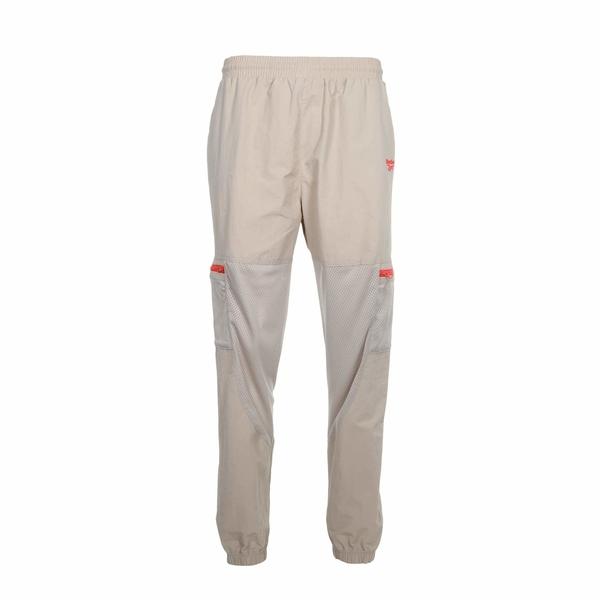 リーボック レディース カジュアルパンツ ボトムス BBall Cargo Pants Modern Beige