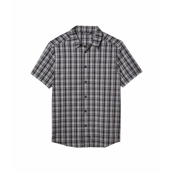 アークテリクス メンズ シャツ トップス Brohm Short Sleeve Shirt Aeronaut