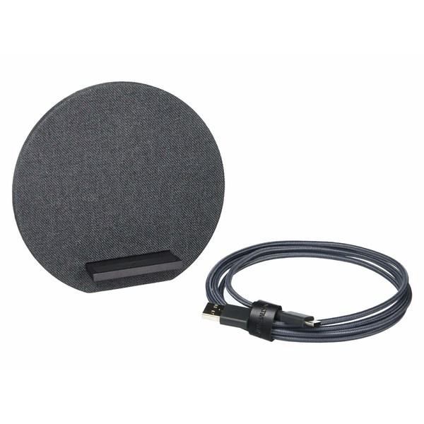 ネイティブユニオン メンズ PC・モバイルギア アクセサリー Dock Wireless Charger Slate
