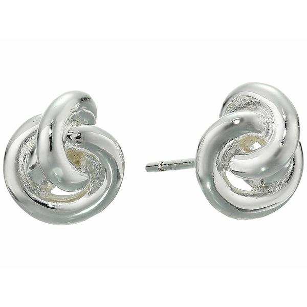 ケンドラスコット レディース ピアス&イヤリング アクセサリー Presleigh Stud Earrings Bright Silver Metal