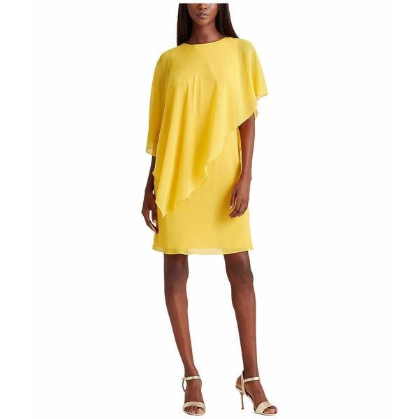 ラルフローレン レディース ワンピース トップス Gaeline Day Dress True Marigold