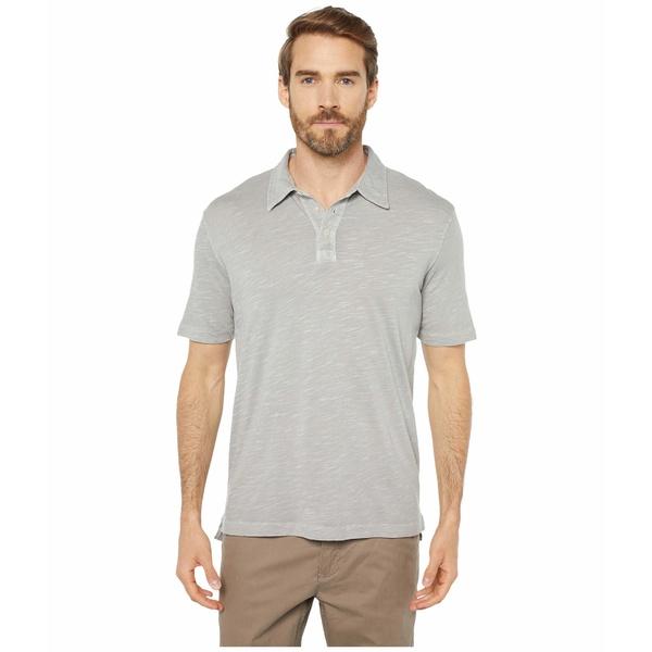 モッドドック メンズ シャツ トップス Zuma Short Sleeve Polo Drizzle