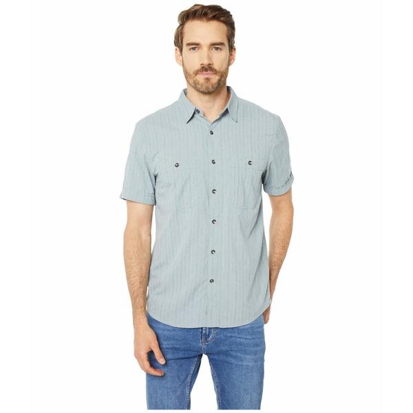 ロイヤルロビンズ メンズ シャツ トップス Vista Dry Short Sleeve Shirt Light Pelican