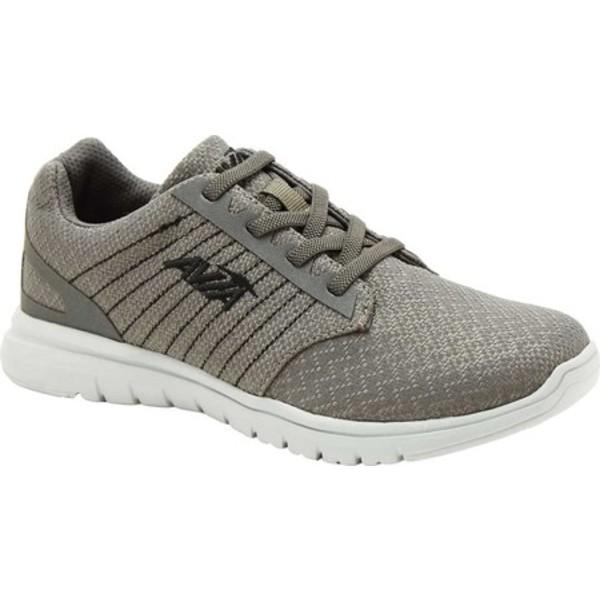 アビア レディース スニーカー シューズ AVI-Solstice Running Shoe Midnight Grey/Moon Beam Grey/Black