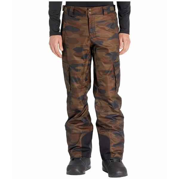 コロンビア メンズ カジュアルパンツ ボトムス Ridge 2 Run III Pants Olive Green Brushed Camo Print