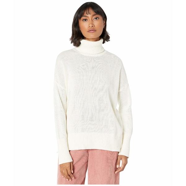 BCBジェネレーション レディース ニット&セーター アウター Turtleneck Sweater FOO5254933 Off-White