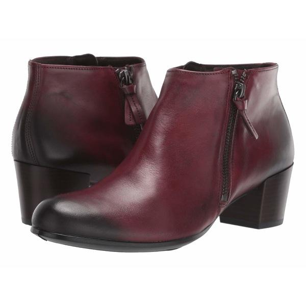 エコー レディース ブーツ&レインブーツ シューズ Shape M 35 Ankle Boot Bordeaux
