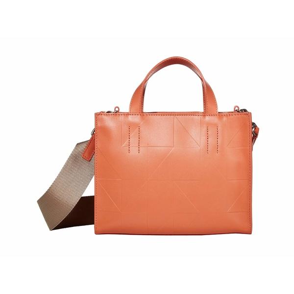 エコー レディース ハンドバッグ バッグ Signature Line Mini Handbag Apricot