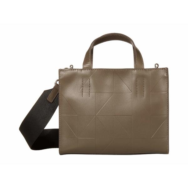 エコー レディース ハンドバッグ バッグ Signature Line Mini Handbag Warm Grey