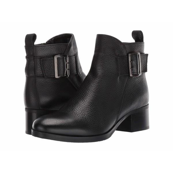クラークス レディース ブーツ&レインブーツ シューズ Mila Charm Black Leather