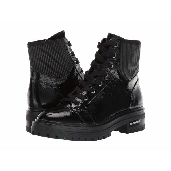 ケネスコール レディース ブーツ&レインブーツ シューズ Rhode Lace-Up Boot WP Black