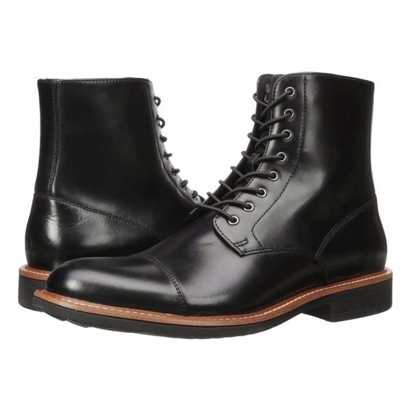 ケネスコール メンズ ブーツ&レインブーツ シューズ Klay Flex Boot Black