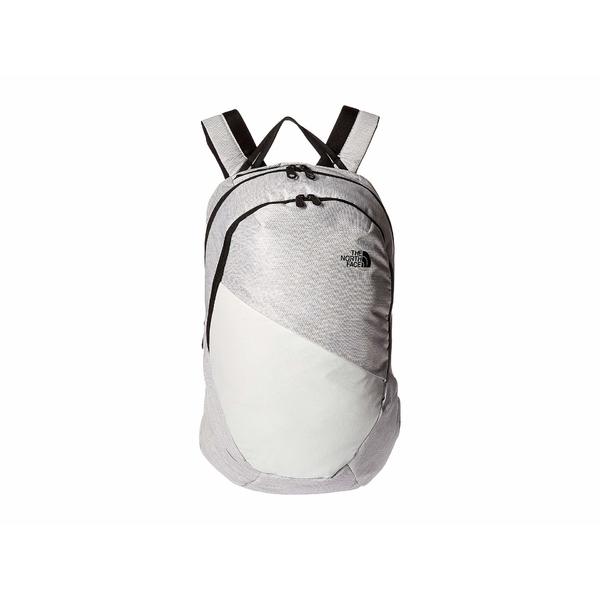 ノースフェイス レディース バックパック・リュックサック バッグ Isabella TNF White Metallic Melange/TNF Black