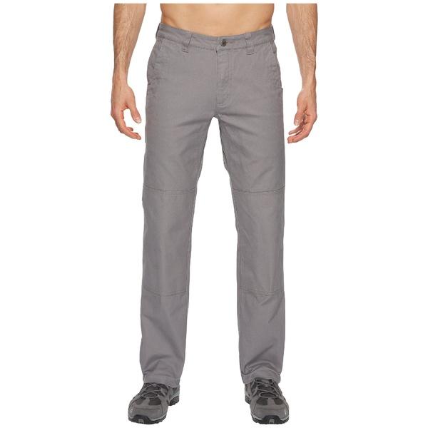 マウンテンカーキス メンズ カジュアルパンツ ボトムス Alpine Utility Pants Slim Fit Gunmetal