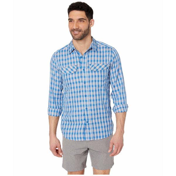 ロイヤルロビンズ メンズ シャツ トップス Bug Barrier Ultra Light Long Sleeve Shirt Oceania
