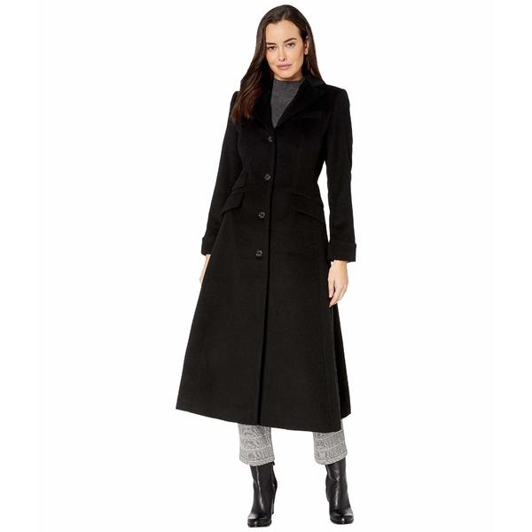 ラルフローレン レディース コート アウター Cashmere Blend Maxi Coat Black