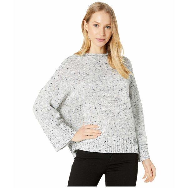 ジャック バイ ビービーダコタ レディース ニット&セーター アウター Up My Sleeves Lurex Slub Wide Sleeve Sweater Ivory