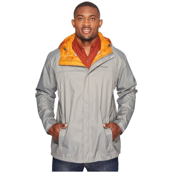 コロンビア メンズ コート アウター BigTall Watertight II Jacket Boulder Bright CopperXkuPiZOT