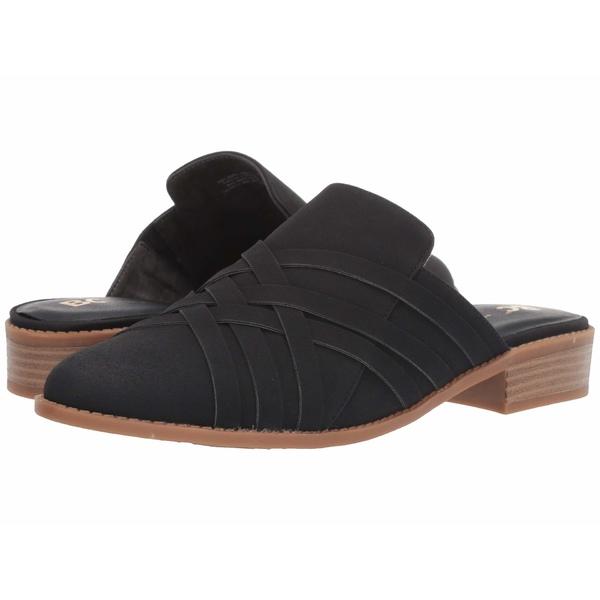 セイシェルズ レディース ヒール シューズ BC Footwear by Seychelles Reflection Pool Black V-Nubuck