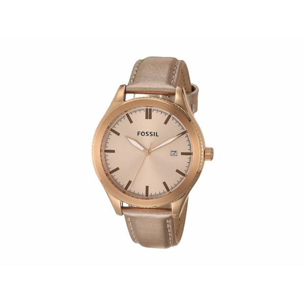 フォッシル レディース 腕時計 アクセサリー 40 mm Typographer BQ3313 Pink