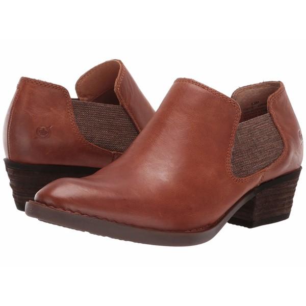 ボーン レディース ブーツ&レインブーツ シューズ Dallia Tan Full Grain Leather