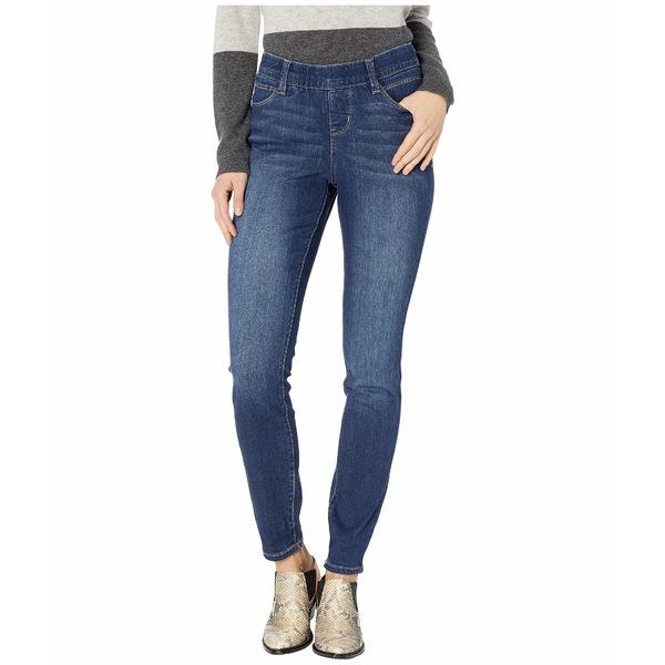 ジャグジーンズ レディース デニムパンツ ボトムス Macie Skinny Pull-On Jeans Mid Indigo