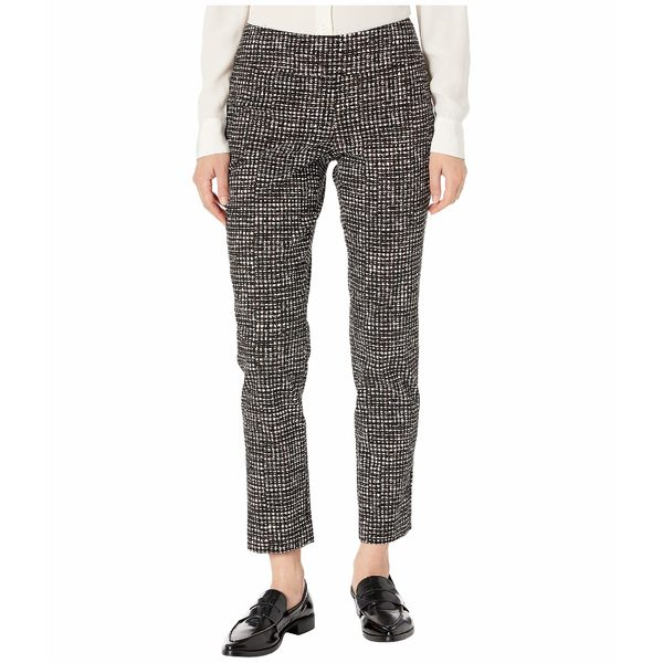ニックプラスゾーイ レディース カジュアルパンツ ボトムス Abstract Tweed Wonderstretch Pants Multi