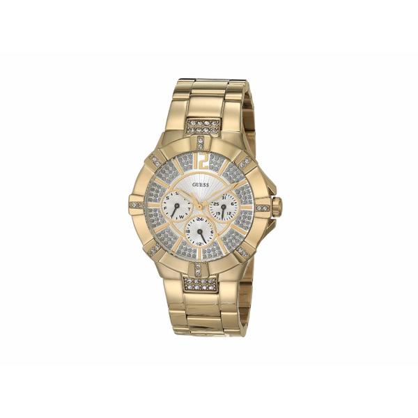 ゲス レディース 腕時計 アクセサリー U13576L1M Gold