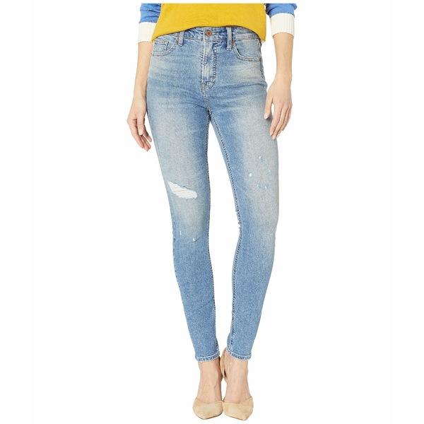 ラッキーブランド レディース デニムパンツ ボトムス Bridgette High-Rise Skinny Jeans in Toronto Toronto