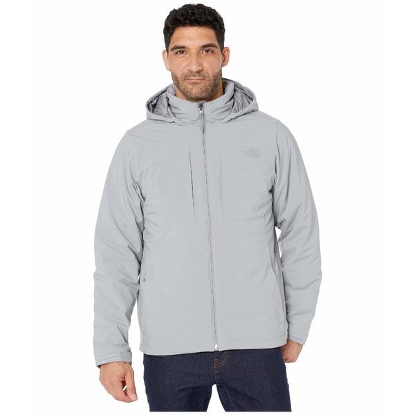 ノースフェイス メンズ コート アウター Apex Elevation Jacket Mid Grey