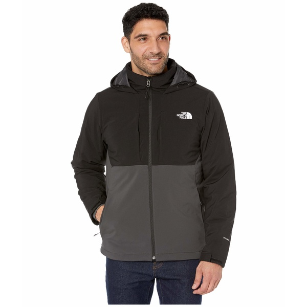ノースフェイス メンズ コート アウター Apex Elevation Jacket TNF Black/Asphalt Grey