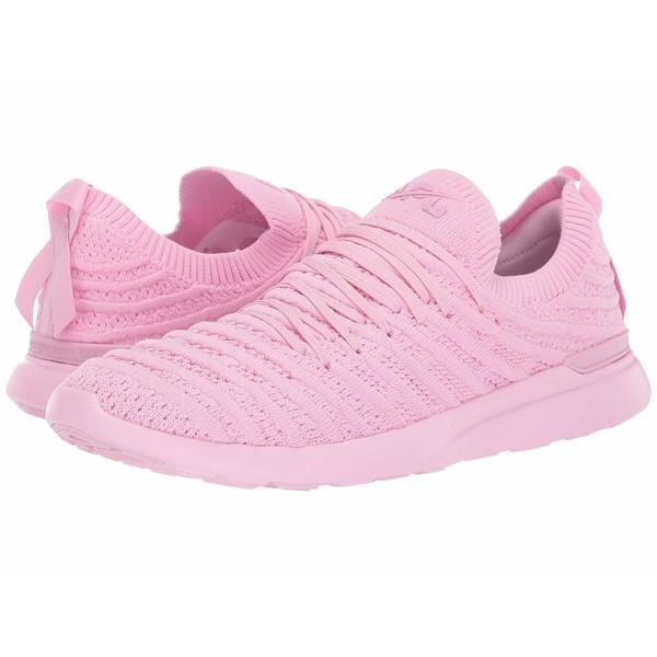 APL レディース スニーカー シューズ Techloom Wave - Breast Cancer Awareness Soft Pink